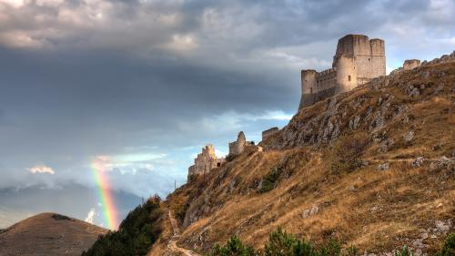 Rainbow And The Castle