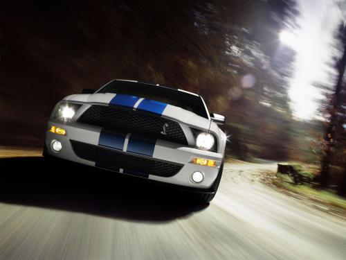 Ford Mustang 01