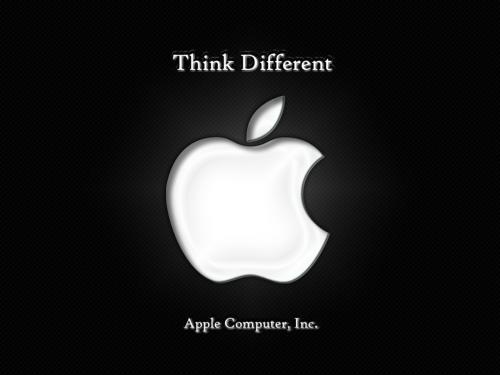 Think Different Apple